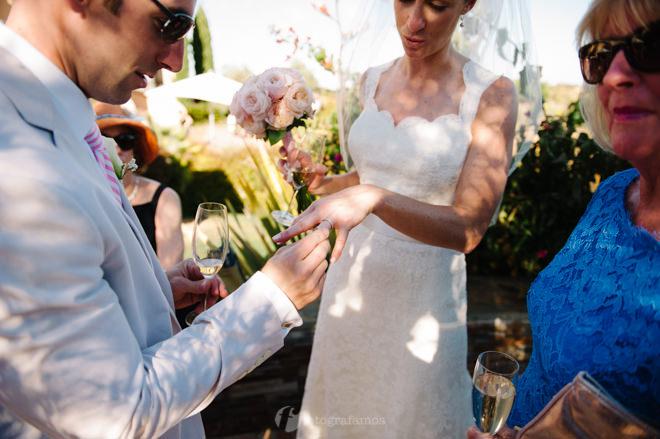 Monte rei wedding